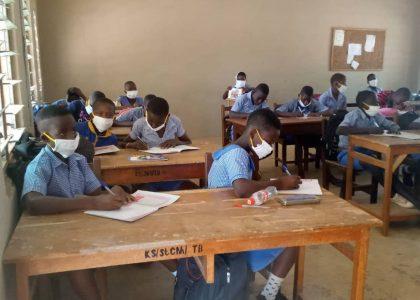 Back to school – January 2021